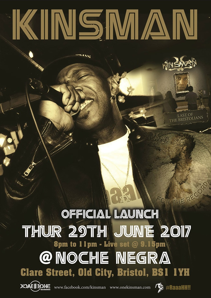 Kinsman June Launch
