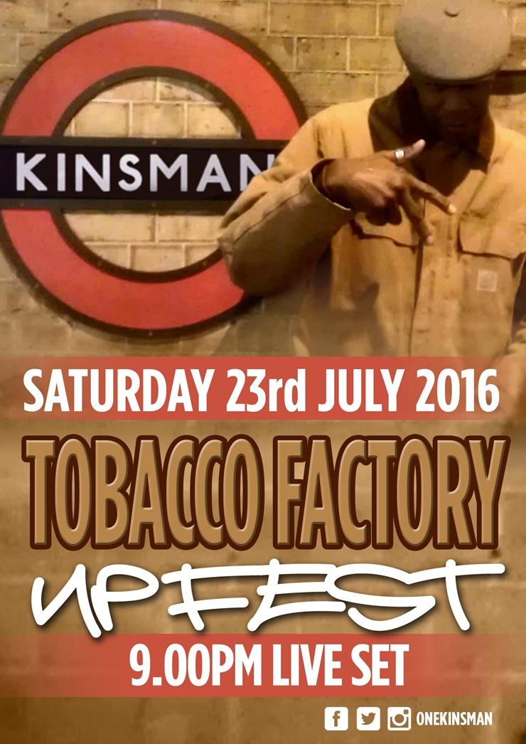 Kinsman Upfest July